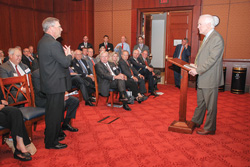 Texas bankers meet with Sen. Cornyn
