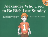 Alexander, Who Used to Be Rich Last Sunday book cover