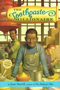 The Toothpaste Millionaire book cover