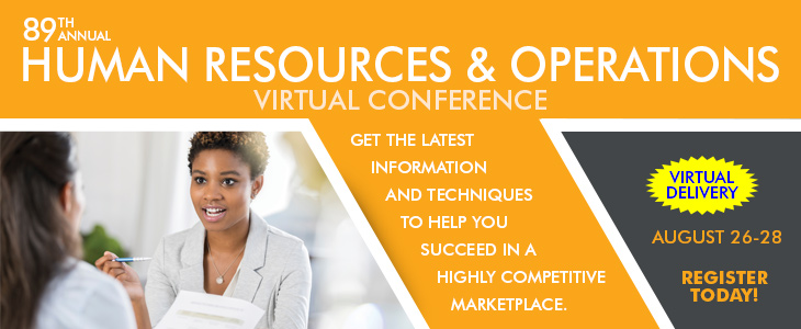 Human Resources Conference Ad
