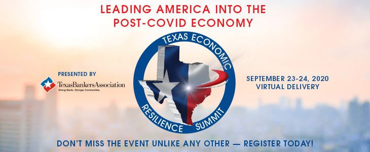 Texas Economic Resilience Summit Ad