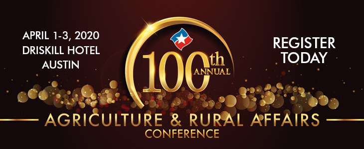 2019 Ag & Rural Affairs Conference ad