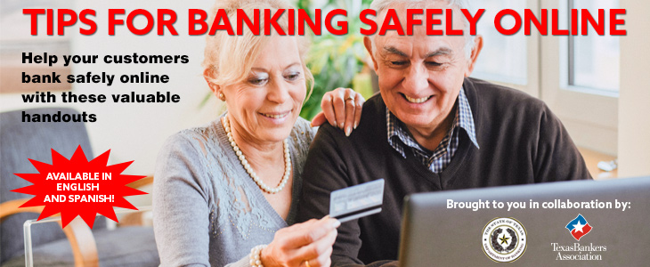 Banking Online Safely ad