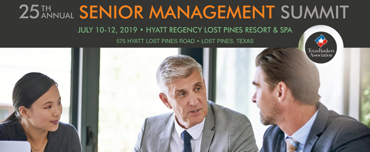 2019 Senior Management Summit ad