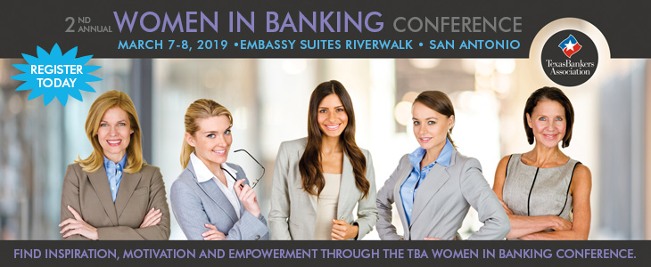 2019 Women in Banking ad