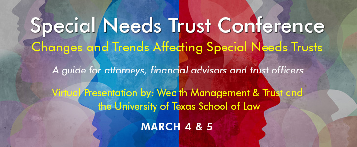 Special Needs Trust Conference Virtual Event ad