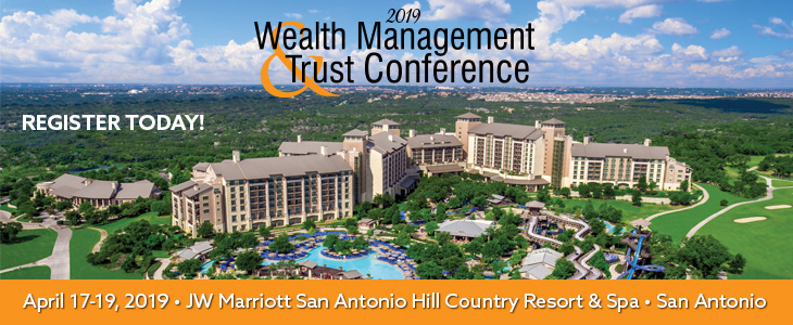 2019 Trust Conference Ad
