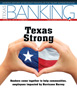 Texas Banking Magazine Cover